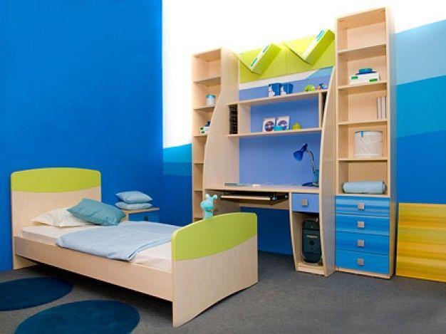 Co powinno się znaleźć w pokoju dziecka?